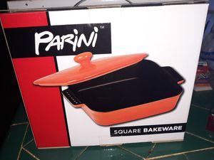 Parini square bakeware for Sale in Sacramento, CA