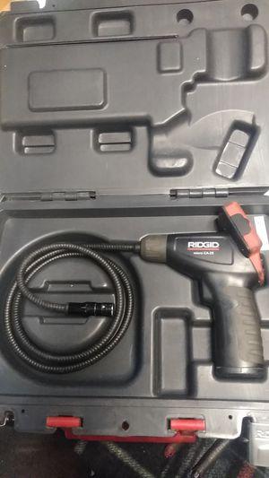 Ridgid camera scope for Sale in Santa Fe Springs, CA