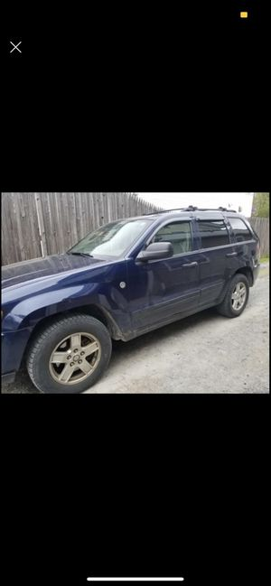 2005 Jeep for parts only for Sale in Palmer, MA