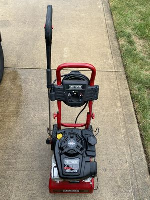 Craftsman briggs and stratton 875ex Pressure Washer for Sale in Strongsville, OH