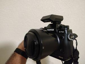 Fujifilm X-E1, X-T2, xf 35mm 1.4, xf 18mm F2, xf 23mm 1.4, & lots of extras for Sale in Bellevue, WA