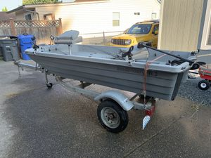 11.3 Bass Tender Bass Boat for Sale in Sumner, WA