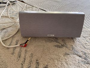 Polk Audio Home Theater Sound Bar! for Sale in Chino Hills, CA
