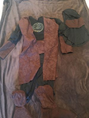Costume Mortal Combat Ninja (8-10 years) for Sale in Antioch, CA