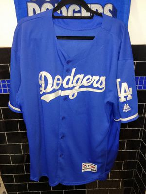 Old Dodgers jersey size XL $15 ( not free ) for Sale in Downey, CA