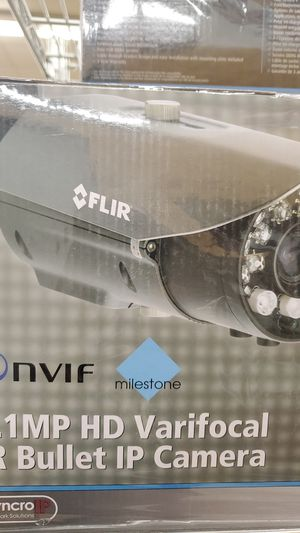 Onvif Synchro Digimerge- DNB14TL2 - 2.1MP IR Varifocal Bullet IP Camera for Sale in Chicago, IL