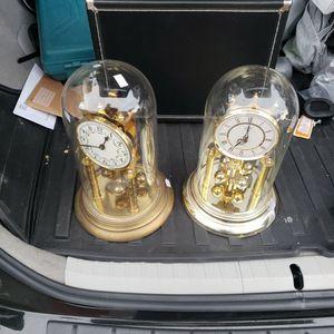 Lot Of Old Clock Made In German & West Germany for Sale in Encinitas, CA