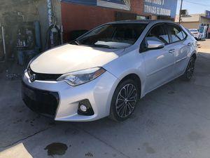 2015 Toyota Corolla S for Sale in Phoenix, AZ