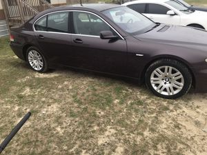 2002 BMW 745i for Sale in Pageland, SC