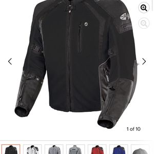 Joe rocket Phoenix ion Men's 2xl Mesh Motorcycle Jacket for Sale in Des Plaines, IL
