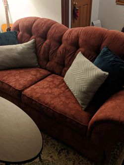 Set Of Comfortable Clean Couches. Excellent Condition Best Offer. for Sale in Portland,  OR