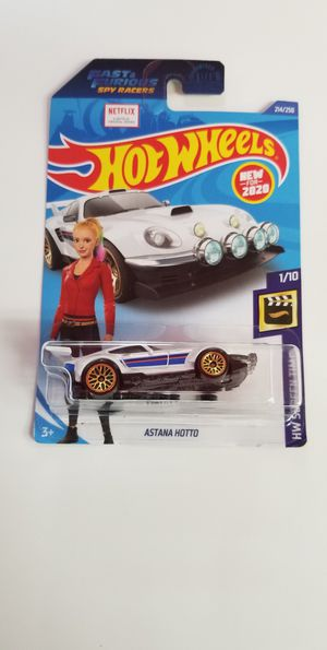 Hot Wheels Astana Hotto Fast & Furious ($5) for Sale in Anaheim, CA