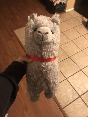 Llama stuffed animal for Sale in Tempe, AZ