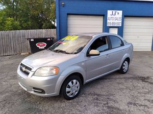 2008 Chevrolet Aveo for Sale in Salinas, CA