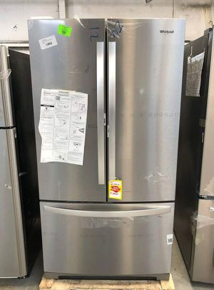 Whirlpool WRF757SDHZ Refrigerator 7O for Sale in El Paso, TX