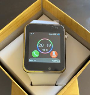 GT08 A1 SmartWatch for Sale in Norco, CA