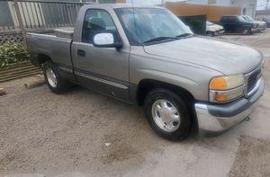 2002 GMC SIERRA CLEAN TITLE!!! RUNS GREAT!!! for Sale in New Orleans, LA