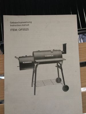 Outdoor BBQ grill for Sale in Eugene, OR
