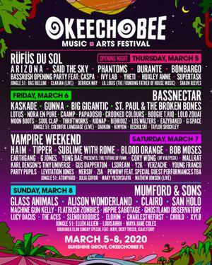 Okeechobee Festival 2020 GA wristband for Sale in Coral Gables, FL