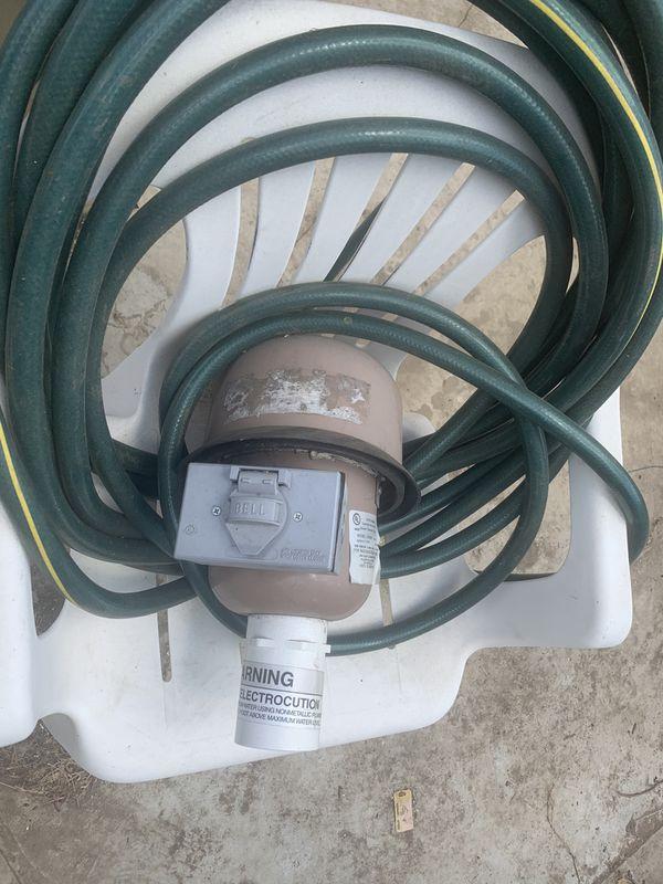 Hot tub air blower