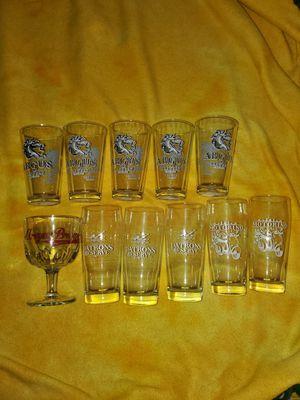 Argus glasses 11 ct for Sale in Naperville, IL