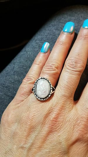 Silver and Moonstone Ring for Sale in Aurora, CO