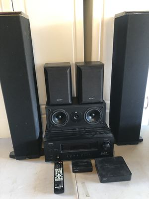 Home theater sound system! for Sale in San Diego, CA