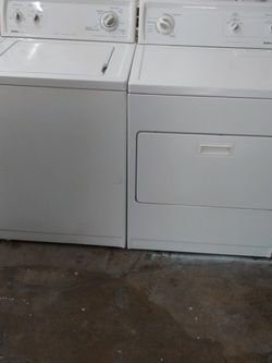 Kenmore King Size Capacity Washer And Dryer Set Rebuilt Comes With A 90-day Warranty for Sale in Vancouver,  WA