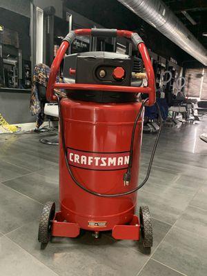 Craftsman 20 gallon air compressor for Sale in El Cajon, CA