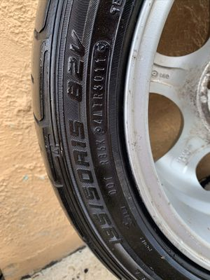 4 Rims and 2 Wheel for Sale in Adelphi, MD