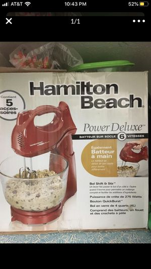 Hamilton beach cake mixer for Sale in Newark, CA