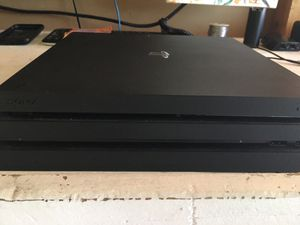 Play station four Pro for Sale in Anaheim, CA