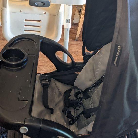 Stroller double