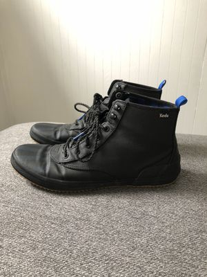 Keds Black Scout Water Resistant Boot - Size 10 for Sale in Hilliard, OH