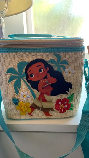 Disney Moana lunch bag for Sale in Pasadena, CA