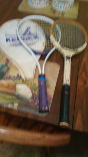 Tennis and racquetball rackets for Sale in Philadelphia, PA