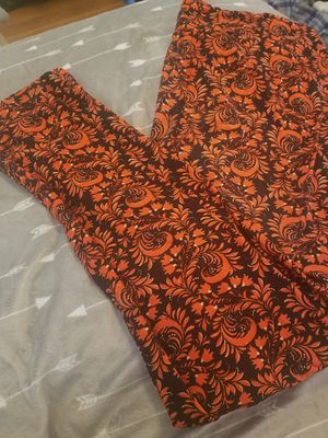 Lularoe TC red leggings for Sale in Madison Heights, VA
