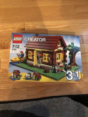LEGO Creator set #5766 - Log Cabin for Sale in Salem, MA