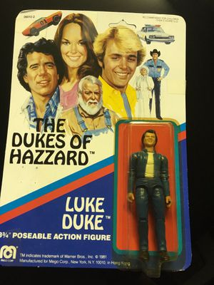 Vintage MEGO Dukes of Hazzard Action Figure Toys for Sale in El Paso, TX