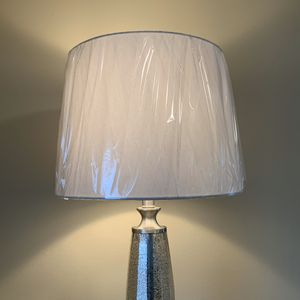 Thin lamp with shade for Sale in Randallstown, MD