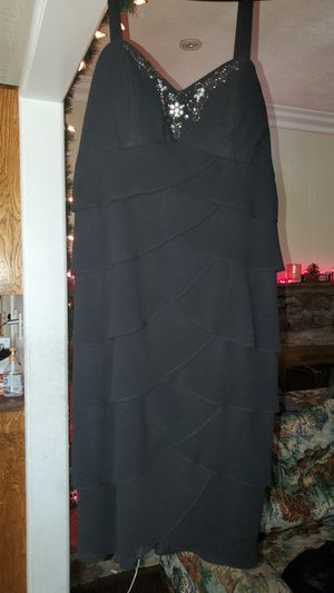 Woman Black Dress for Sale in Fontana, CA