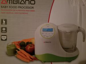 Baby food processor for Sale in Davenport, IA