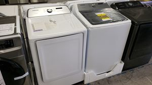 BRAND NEW WASHER DRYER COMBO SET 6 CUBIC SAMSUNG for Sale in Garden Grove, CA