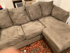 Grey Couch for Sale in Leesburg, VA
