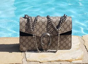 Gucci Chain Strap Envelope Style Designer Handbag for Sale in Dallas, TX