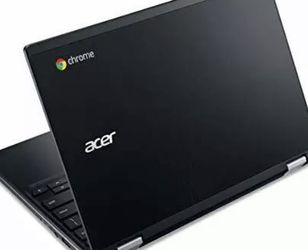 """Acer Chromebook R11 11.6""""Jet Black HD Convertible Touchscreen Laptop/Tablet (Refurbished) for Sale in Avon Park,  FL"""