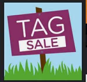 Huge tagsale Saturday Sept 5 for Sale in Torrington, CT