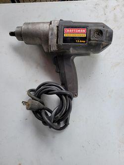 Craftsman Impact Gun for Sale in Ontario, CA