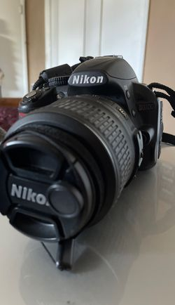 Nikon D3100 for Sale in Montebello,  CA