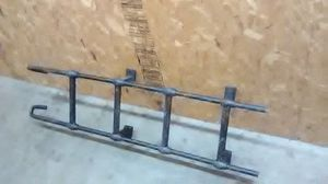 Rv ladder for trailer canopy camper has hooks for Sale in Kent, WA